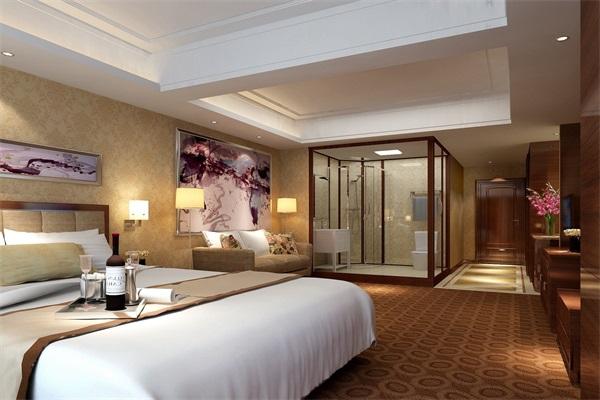 酒店活动玻璃隔断